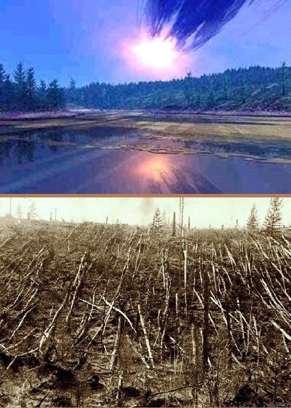 30 июня В этот день 1908 года на Землю упал Тунгусский метеорит (примерно 60 км к северу и 20 км к з